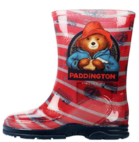 GladRags Boys Wellington Boot Paddington Wellies Size 5 6 7 8 9 10 11 12 Infant