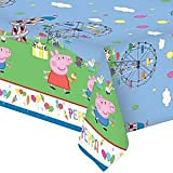 Peppa Pig Party Plastic Tablecover|1 pc