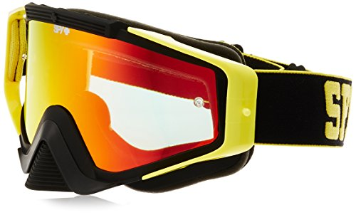 SPY OPTIC Motocross/Mountainbike Goggle Omen Jersey Series Yellow Brille