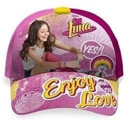 Kids Licensing nbsp;–WD18058–Gorra–soy Luna–Talla 52–54