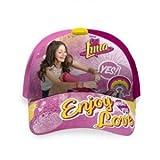 Kids Licensing wd18058–Cuffia–Soy Luna–dimensioni 52–54