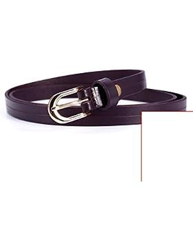 Mujer Cinturones De Moda/Simple Casual Decoración Crony-púrpura 105cm(41inch)