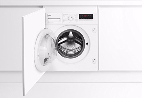 Beko WIR725451 7kg 1200rpm Built In Washing machine - White