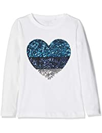 NAME IT Nkfbipastar LS Top Noos, Camisa Manga Larga para Niñas