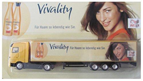 Wella Nr. - Vivality - Für Haare so lebendig wie Sie - MB Actros - Sattelzug