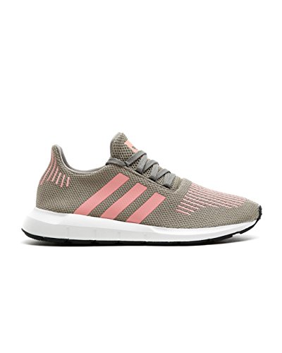 Adidas Women's Swift W Running Shoes, Multicolor (Trace Cargo S17/Trace Pink F17/Crystal...