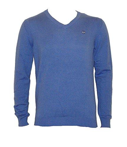 Diesel -  maglione  - uomo taubenblau large