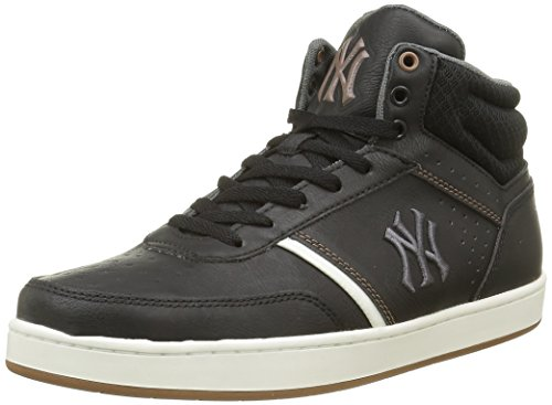 New York Yankees Ferguson Mid, Sneakers Hautes Homme