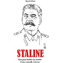 Staline - Tout pour briller en société
