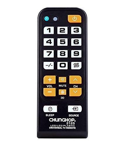 Mando Universal Televisión / TV - Sencillo para...