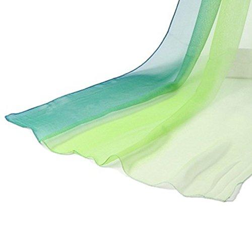 Sommer Damen Chiffon Sarong Pareo Wrap Wraps Schal Schals Wickel Sonnenschutz Schal Kleid color5