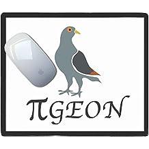 Pi Pigeon - Tapis de souris en plastique