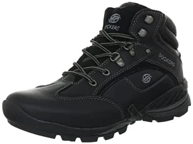 Dockers by Gerli 296601-270001, Herren Boots, Schwarz (schwarz), EU 41