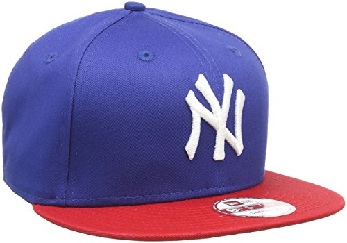 New Era Cap MLB New York Yankees Navy, M/L Fan Der New York Yankees