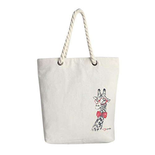 Tela spalla borse, donna mori stile mano borse spalla dipinta capacità donne Canvas borse di Kangrunmy D