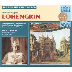 Wagner:Lohengrin [Import anglais]