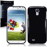 Samsung Galaxy S4 i9500 TPU Gel Skin Case / Cover - Solid Black