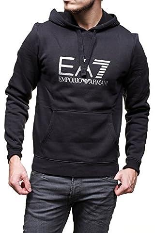 Jogging Ralph Lauren - EA7 Emporio Armani Sweat 274377 noir