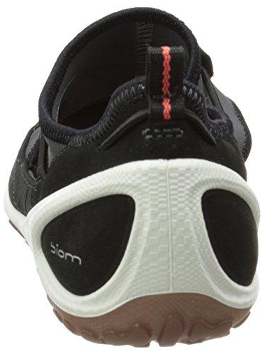 Ecco Yuma Low cut Synthétique Sandale de Sport Black-Dark Shadow