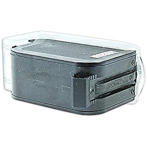 Riciclato per HP OfficeJet R 40 cartuccia di inchiostro ciano, magenta, giallo - Nr.23 / C1823DE - Inhalt: 39 ml