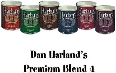 La paix est une bénédiction de fruit Harlan Premium Premium Premium Blend- #4, DVD 9b3339