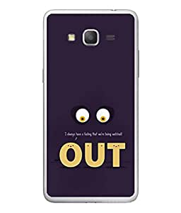 Fuson Designer Back Case Cover for Samsung Galaxy On5 Pro (2015) :: Samsung Galaxy On 5 Pro (2015) (Love One Liners Motivational Inspirational Spiritual Lonely)