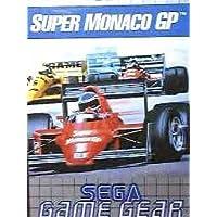 SUPER MONACO GP SEGA GAME GEAR