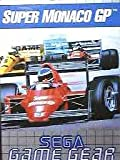 Game Gear - Super Monaco GP
