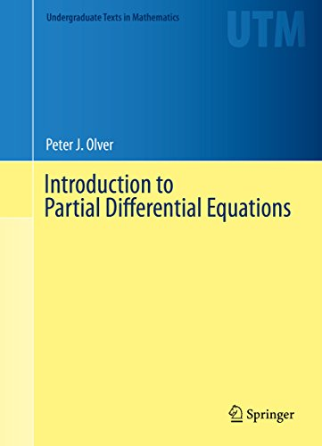 Introduction to Partial Differential Equations (Undergraduate Texts in Mathematics) (English Edition)