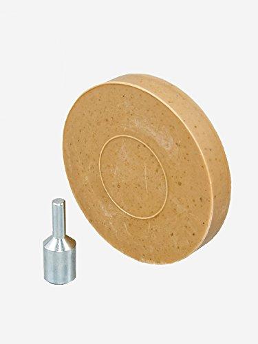 Preisvergleich Produktbild Zierstreifen Radierer Folienradierer Lackieren Vanille BENBOW KFZ 90mm + ADAPTER (117)