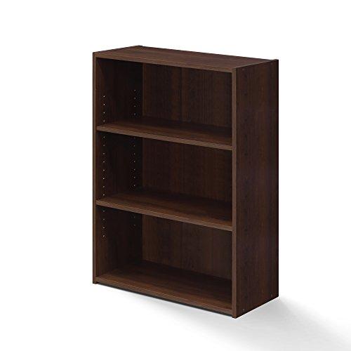 Furinno Laptoptisch Bücherregal, Holz, braun
