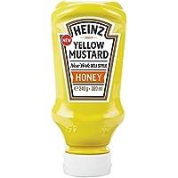 220ml Heinz amarillo mostaza de miel