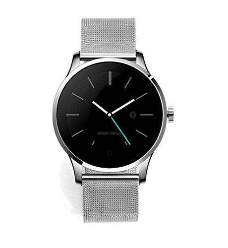 Reloj Inteligente Btruely Herren Impermeable IP54 Bluetooth 4.0/ Android 4.4 / iOS...
