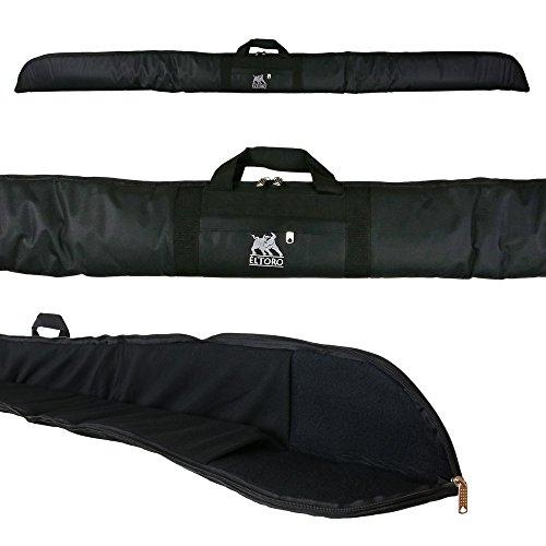 elToro Langbogentasche für bis zu 2 Langbögen | für max. 70 Zoll Bögen -