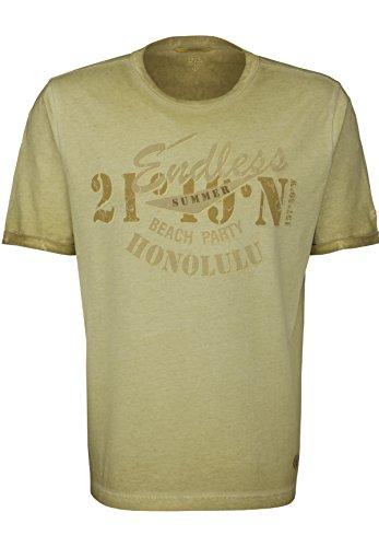 camel active Herren T-Shirts Lemon