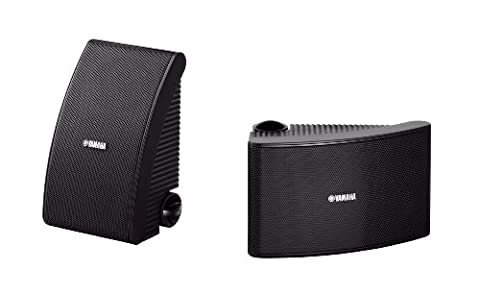 Yamaha NSAW392 120w All Weather Speakers - Black