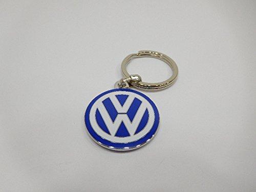 Volkswagen Llavero Original Logo Aprox. 30mm esmaltado