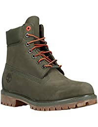 998a3cdeacb Amazon.es  Verde - Botas   Zapatos para hombre  Zapatos y complementos