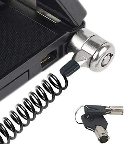 Portátil Cable Lock Bloqueo Seguridad Candado Cable