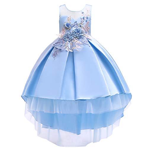Amphia - Mädchen Kleider Set Schmetterling Tutu Rock Dancewear Kleider Prinzessin Kleider - Kinder...