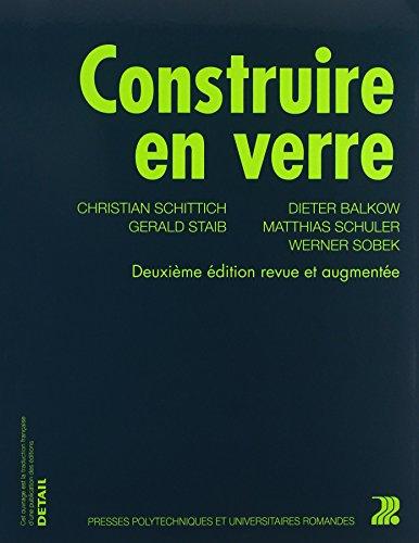 Construire en verre par Christian Schittich