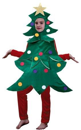 Imagen de disfraz arbol navidad talla 2 4 años