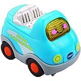 Tut Tut Bólidos - Vehículo de juguete, Andrea descapotable (VTech 3480-152022)