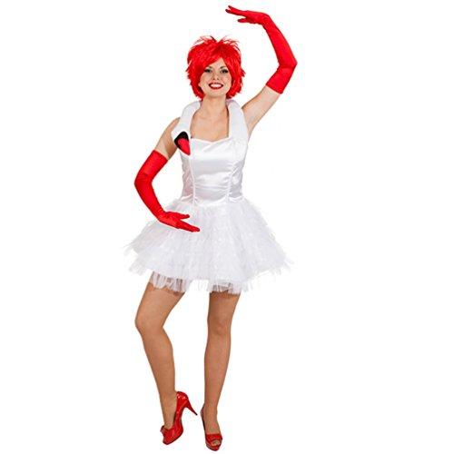 Für Kostüm Erwachsene Schwanensee - Kostüm weißer Schwan Damen Kleid Schwanensee Fasching Karneval