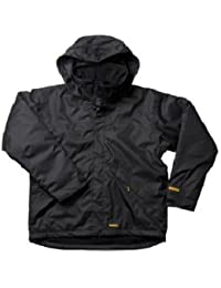 DeWalt Men's Site Water Resistant Jacket - Black, X-Large