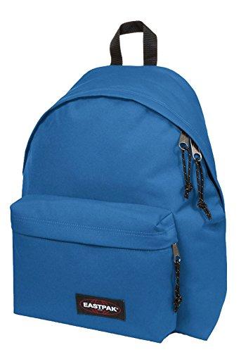 EASTPAK Padded Pak ' R Série Premium Grand Sac À Dos Backpack Par Kukubird Full Tank Blue