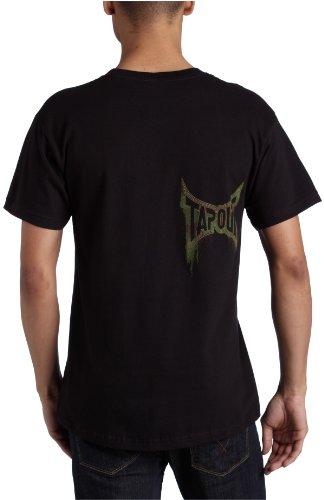 Tapout T-Shirt Guerilla Warfare Schwarz