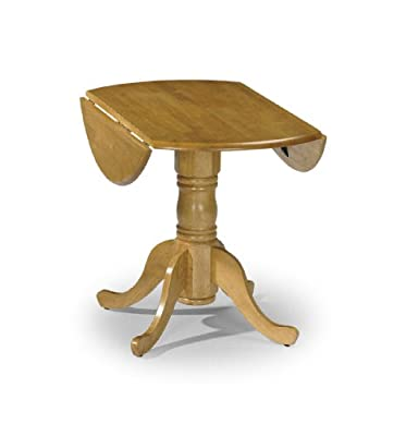 Julian Bowen Dundee Dining Table - low-cost UK dining table shop.
