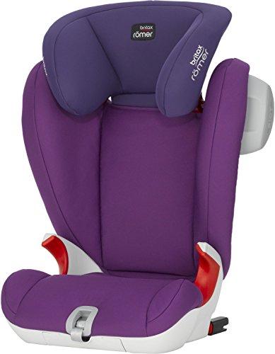 Britax-Romer 2000022481 Kidfix SL Sict Seggiolino Auto, Mineral Purple