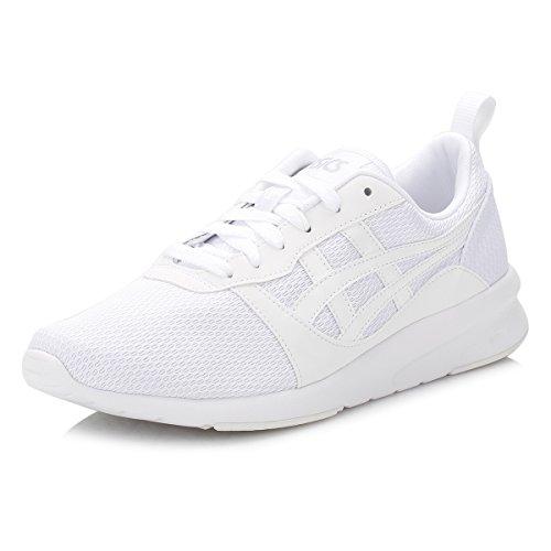ASICS Hommes Blanc Lyte Jogger Basket Blanc